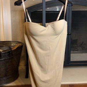 Flexees nude shapewear 38C